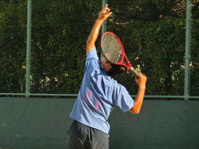 テニス 全国選抜高校テニス県予選を前に!